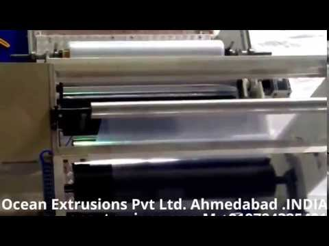 Multi Layer Blown Film Machine