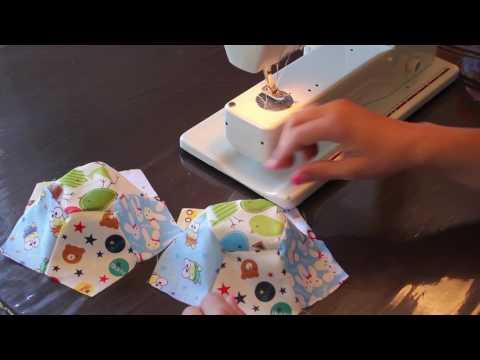 Stoffball nähen | Kinderspielzeug selber machen + kostenloses Schnittmuster