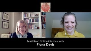 Must Read Fiction interview with author Fiona Davis