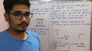 Wireless Technology   Tutorial #16   Adjacent Channel Interference (ACI)