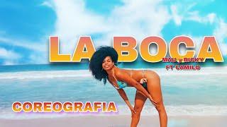 Mau y Ricky,Camilo | LA BOCA Coreografia  dance video | TAINARA VIEIRA