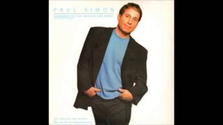 """Paul Simon - Diamonds On The Soles Of Her Shoes 12"""" Extended Remix Maxi Version"""