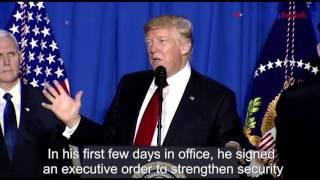 President Trump First 100 Days