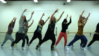 'Turn Up The Music' Chris Brown choreography by Jasmine Meakin (Mega Jam)