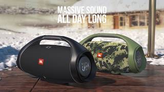 YouTube Video ht_109odGRU for Product JBL Boombox 2 Wireless Speaker by Company JBL in Industry Speakers