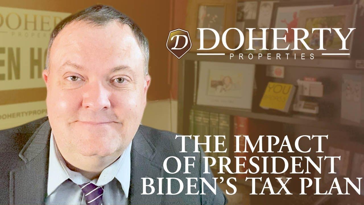 Understanding President Biden's Tax Plan