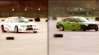 preview picture of video 'Drift Day BMW Club Kalisz 28.03.2015 Wyścig BMW  Race Tomi Video Studio'