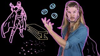 How Much Power Does Magneto Need to Rip Iron from Blood? (Because Science w/ Kyle Hill)