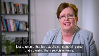 Night terrors and child sleep issues - Dr Sue Moloney