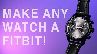 Smart Features on ANY Watch - Review of Alpina E-Strap