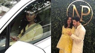 Parineeti Chopra Attends Sister Priyanka Chopra
