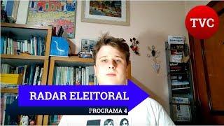 Radar Eleitoral (04) - Bolsonaro sem TV, Alianças de Ciro, Humor de Marina, PT sem Lula? E mais