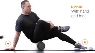 Wellness Wednesday: Treat Tight Glutes With Roller TLC