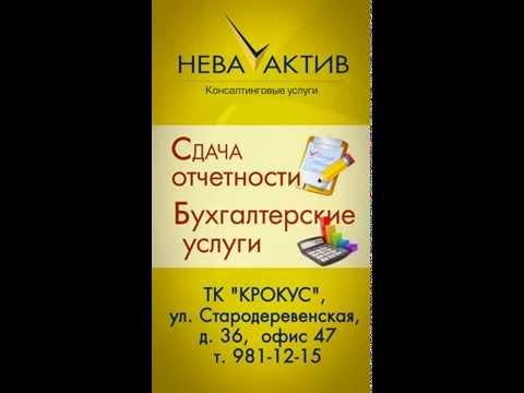 """ООО """"Нева-Актив Консалтинг"""" - Регистрация ООО, бухгалтерские услуги"""