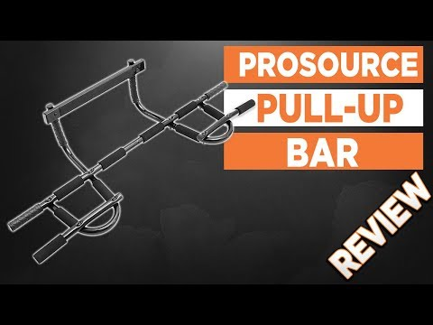 Doorway Pull-Up Bar Review   Cheap Fitness Equipment - $30