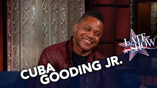 How Cuba Gooding Jr. Got To Say