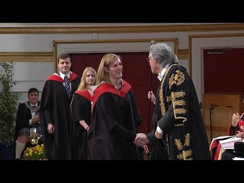 Museum Studies Winter Graduation 2016 - University of Leicester