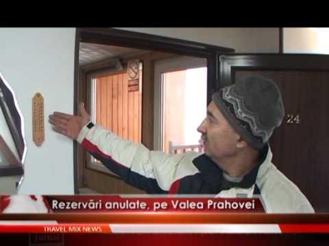 Rezervări anulate, pe Valea Prahovei