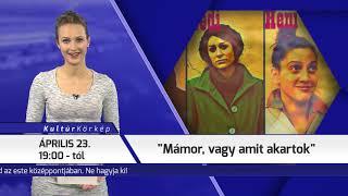 TV Budakalász / Kultúrkörkép / 2019.04.18.