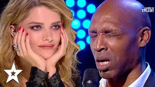 His Voice WOWS Judges on Romania's Got Talent | Got Talent Global