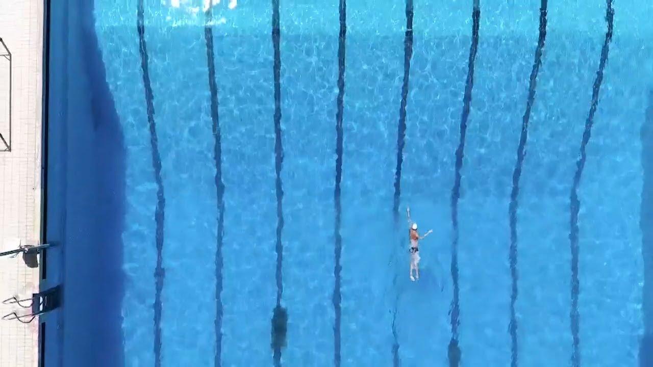 Οδ.Μελαδίνης: Η ελληνική κολύμβηση έχει και θα έχει πρόοδο | 24/07/2021 | ΕΡΤ