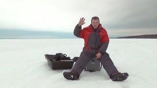 Зимний рыболовный костюм фишермен норд
