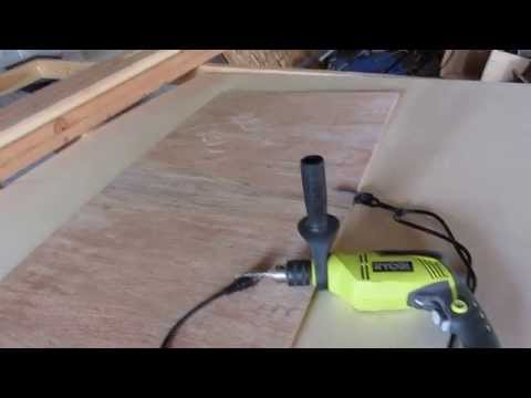 "Ryobi D620H 5/8 in"" Hammer Drill ""Review"""