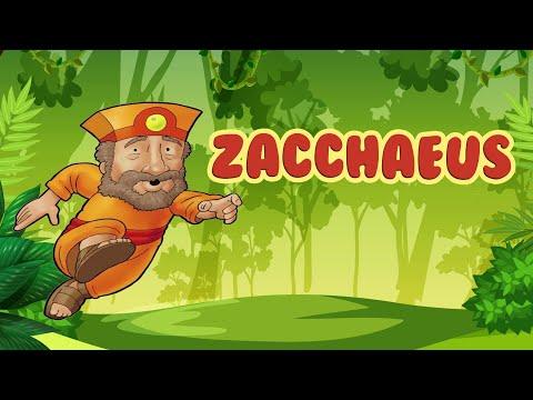 Zacchaeus (Luke 19:2-6)| Christian Songs For Kids