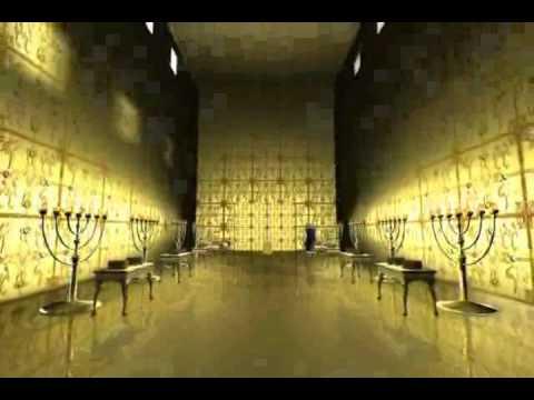 Visita virtual al templo de Salomón.