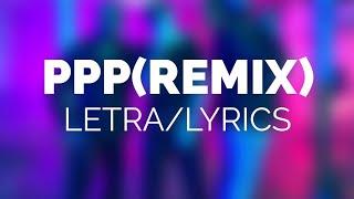 Kevin Roldan , Zion & Lennox   PPP (Remix) LetraLyrics Oficial