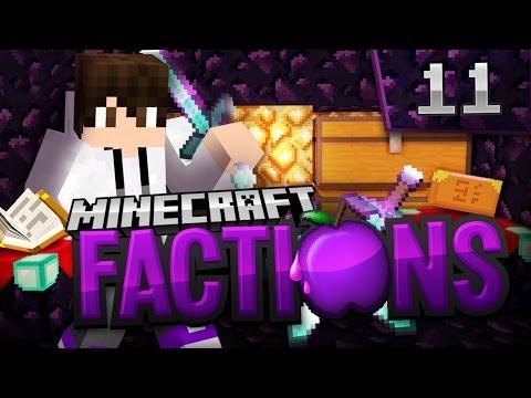 Minecraft Walkthrough - Factions : E9 - Huge Nether Wart