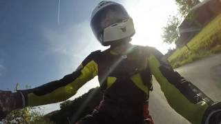 preview picture of video 'Yamaha MT-07 trip'