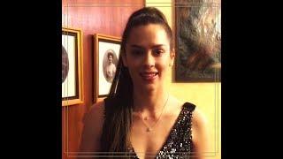 Sophia Abrahão no Circolo Italiano!