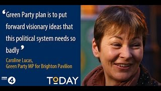 Caroline Lucas MP - BBC Radio 4 Today Interview