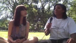 Kimbra interviews Leslie Harden (creator of