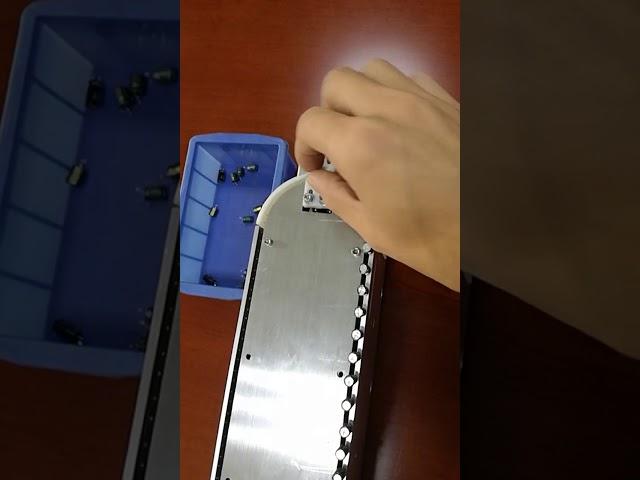 Panasonic Capacitor Feeder