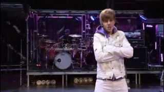 Justin Bieber Bigger On Never Say Never
