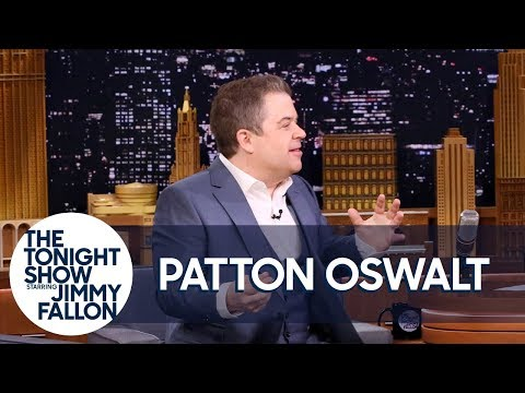 Questlove Was the DJ for Patton Oswalt's Wedding