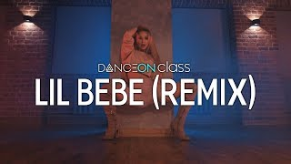 DaniLeigh   Lil Bebe (Remix Ft. Lil Baby) | Fraules Choreography | DanceOn Class