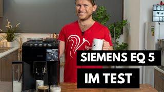 Siemens Kaffeevollautomat EQ.500 im Test | Ist er besser als EQ9 und EQ6?