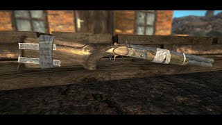 FNV Arsenal Weapons Overhaul - Sturdy Caravan Shotgun