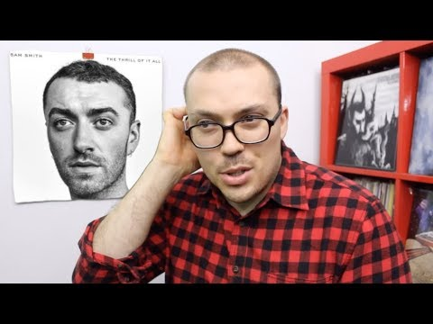 Sam Smith – The Thrill of It All ALBUM REVIEW