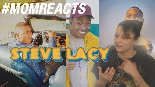 MOM REACTS To Steve Lacy