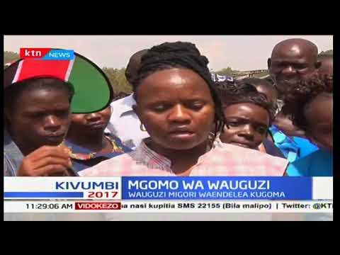 Wauguzi kaunti ya Migori washikilia msimamo wa kuwa migomoni hadi mishahara na marupurupu iongezwe
