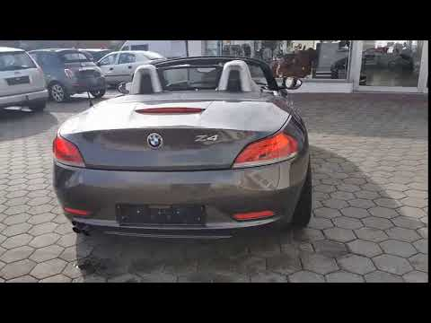 Video BMW Z4 sDrive 23i Roadster M Sport, Design Pure White.
