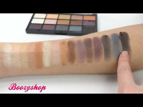Makeup Revolution Makeup Revolution My Sign Earth Eyeshadow Palette