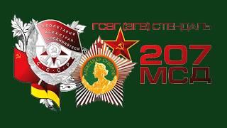 Накатила ностальгия по 207 МСД 225 ОМСБ ч 2н