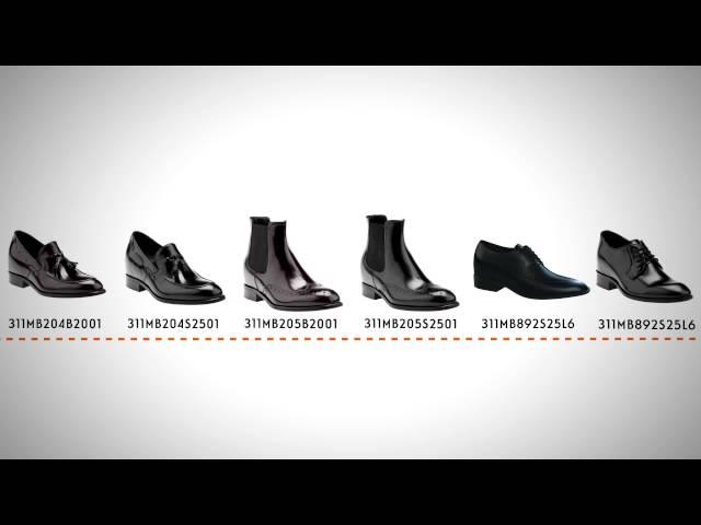 Boy Uzatan Erkek Ayakkabıları