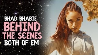 "Bhad Bhabie ""Both Of Em"" BTS Music Video 