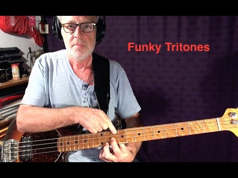 Bass Chords - Funky, Jazzy, Quick & Easy Tritones